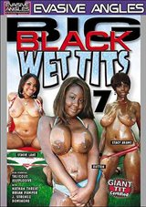 Big Black Wet Tits 7