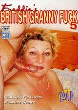 Freddie's British Granny Fuck 5