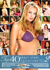 Top 40 Adult Stars Collection 2