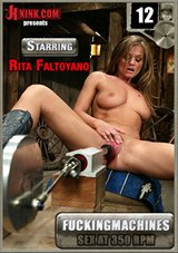 Fucking Machines 12: Featuring Rita Faltoyano