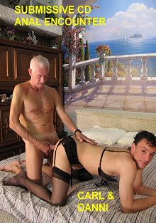 Submissive CD Anal Encounter