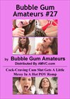 Bubble Gum Amateurs 27