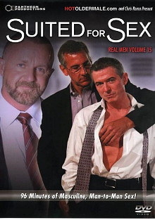 Real Men 15: Suited For Sex