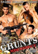 Grunts: Misconduct Xvideo gay
