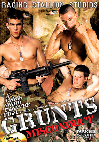 Grunts: Misconduct cover