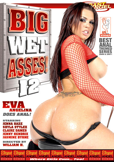 Big Wet Asses 12 cover