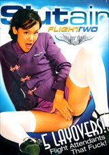 Adult Movies presents Slutair Flight 2
