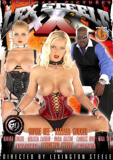 Lex Steele XXX 6 cover