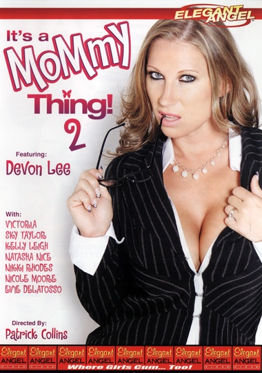 It's A Mommy Thing 2 cover