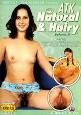 ATK Natural And Hairy 3