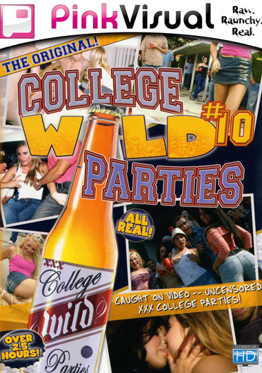 College Wild Parties 10 cover