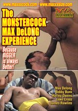 The Monstercock Max Delong Experience Xvideo gay