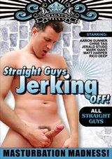 Straight Guys Jerking Off
