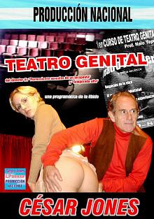 Teatro Genital cover