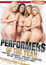 Adult Movies presents Performers Of The Year 2008