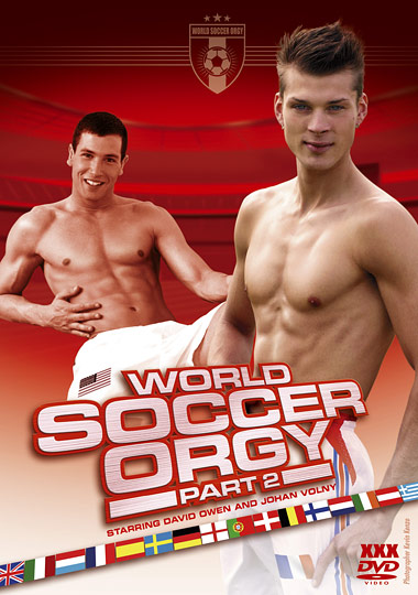 World Soccer Orgy 2 Cover Front