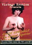 Annie Sprinkle The Original Squirter