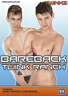 Two hot and horny gay brothers (Steven and John Vulcan) are charged with looking after the ranch and it's all going well until a hot new farmhand arrives. Not much work gets done, although they sure work up a sweat or two! Bareback Twink Ranch offers you fit farm-workers in an all-out fuckfest. There's raunchy bareback action, with hung cocks pounding tight holes, and you get to see some awesome facial cumshots. With hot outdoor scenes, twelve smooth twinks indulging in filthy bareback fucks, a running time of almost two hours, a five-boy gangbang and even a double-penetration scene, Bareback Twink Ranch will have you cumming to the ranch, again and again!