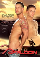 Dare follows the adventures of three strangers who unwittingly cross paths on their way to Los Angeles. All three men have very different reasons for being on the same road: Psycho Sam (Lou Cass) has a mysterious delivery to make, star-struck Drew (Riley Burke) is hoping to make it big in Hollywood, and Wood (Braxton Bond) is a drifter who isn't quite sure what he's looking for - but he's looking. Soon after Wood picks up a hitchhiking Drew, they run into the shady psycho Sam and make the mistake of inviting him along for the ride to L.A. An intense and sinister game of Truth or Dare propels the travelers into a dark landscape of erotic heat and adrenaline-pumping danger.
