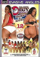 Adult Movies presents Orgy World Brown And Round 12