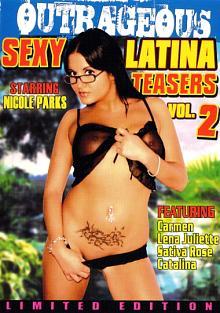 Sexy Latina Teasers 2