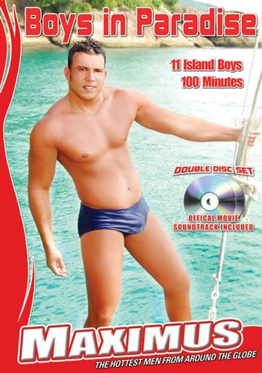 Boys in Paradise Cover Front