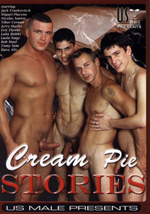 Cream Pie Stories cover