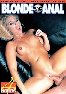 Blonde And Anal
