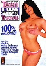 Teen Cum Swallowing Tryouts