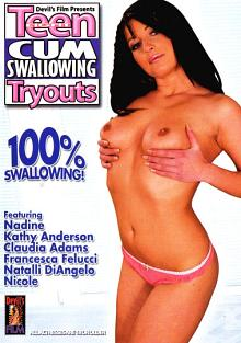 Teen Cum Swallowing Tryouts