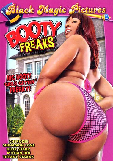 Booty Freaks cover