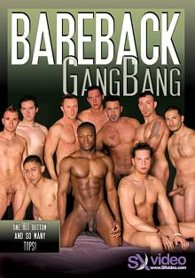 Bareback Gang Bang cover