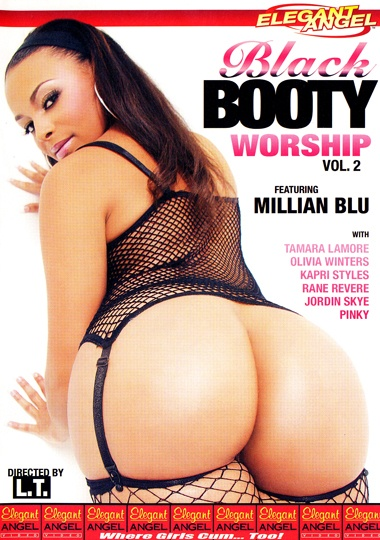 Black Booty Worship 2 cover
