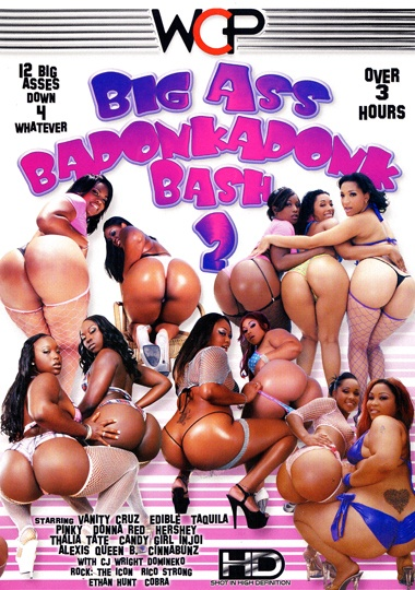 Big Ass Badonkadonk Bash 2 cover