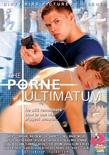 The Porne Ultimatum Cover Front