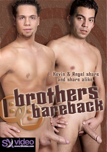 Brothers Bareback cover