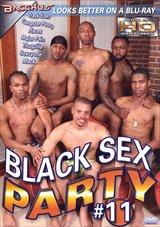 Black Sex Party 11