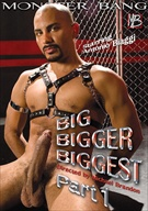 In the great tradition of Monster Bang, Michael Brandon brings us a new over the top big-dicked extravaganza starring the best of Raging Stallion's studs. Deep dickin' is the name of the game. Included in these incredible scenes is Ricky Sinz taking a huge dick up his ass for the first time on film! Monster Bang brings it to you up close and personal.