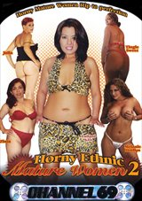Horny Ethnic Mature Women 2