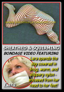 Sheathed And Squirming