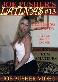 Joe Pusher's Latinas 13
