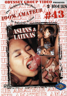 100 Percent Amateur 43: Asians And Latinas