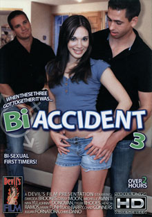 Bisexual Porn : Bi Accident 3!