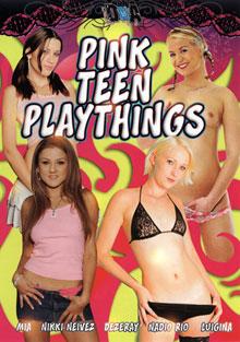 Pink Teen Playthings