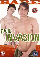 Never one to miss out on a mission, the recruits in Bare Invasion take over a house, only to find its inhabited by fit young twinks who are up for a lot more than occupation. Full of first class butt fucking and group action, these soldiers are bursting with cum and unleash it all over each other!! Toned smooth bodies dripping with sweat get every hole filled with bare cock in frenzied fucking and fantastic close-up action that will make your mouth water and your cock dribble with pre-cum!!