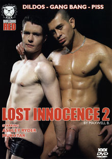 Lost Innocence 2 cover