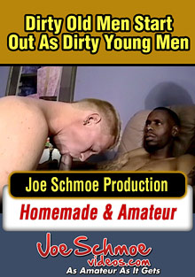Dirty Old Men Start Out As Dirty Young Men