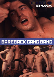 Gay Orgy GroupSex : Bareback Gang Bang!