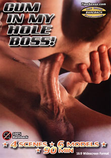 Cum In My Hole Boss cover