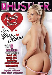 Anally Yours...Love, Bree Olson